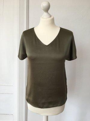 Seiden-Shirt von Hallhuber