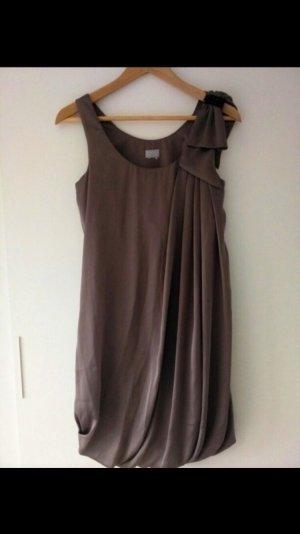 Seidenartiges h&m Kleid in toller Farbe
