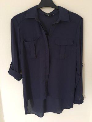 Atmosphere Oversized blouse donkerblauw