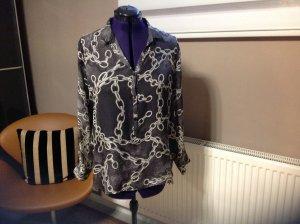 Unger Fashion multicolored silk