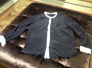 Armani Blouse blue
