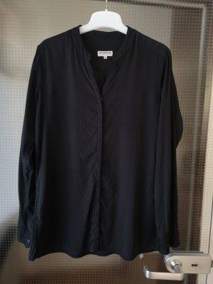 Insieme Silk Blouse black silk