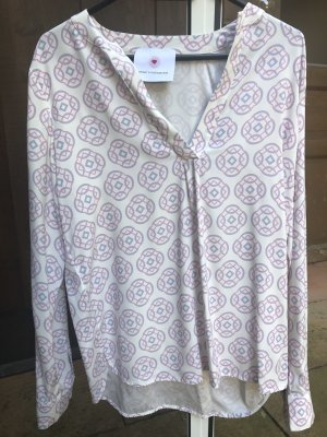 Herzensangelegenheit Silk Blouse multicolored silk