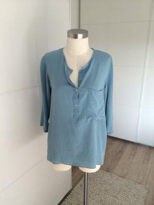 Zara Blouse bleuet