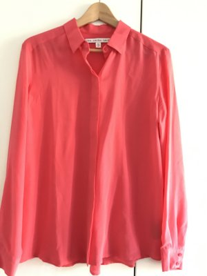 & other stories Blouse pink silk