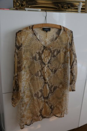 Seidenbluse, Tigerlook