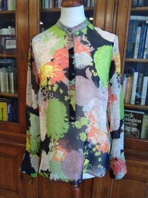 Windsor Zijden blouse veelkleurig