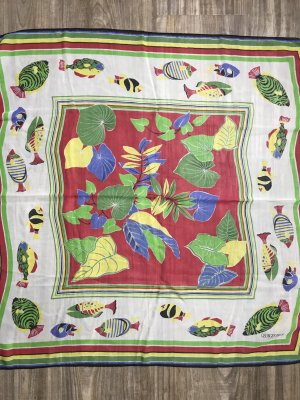 Georges Rech Kerchief multicolored