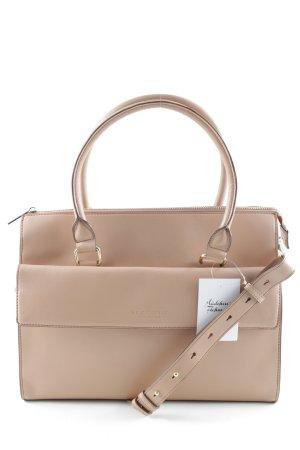 Seidenfelt Manufaktur Carry Bag dusky pink classic style