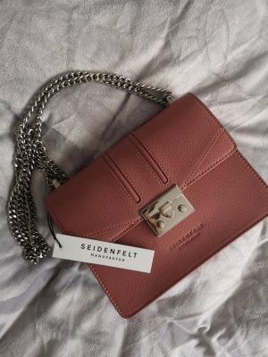 Seidenfelt Manufaktur Bandolera rosa