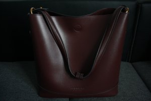 Fredsbruder Pouch Bag bordeaux synthetic