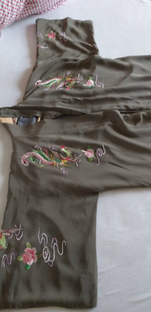& other stories Kimono marrone-grigio