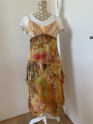 Jean Paul Berlin Vestido Hippie multicolor