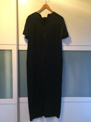 Seidenkleid Kleid COS schwarz neu