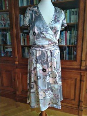 Seidenkleid Kleid von Apriori tailliert Retro Vintage Design