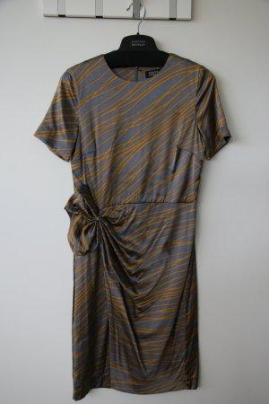 Seidenkleid Steffen Schraut elegantes knielanges Kleid