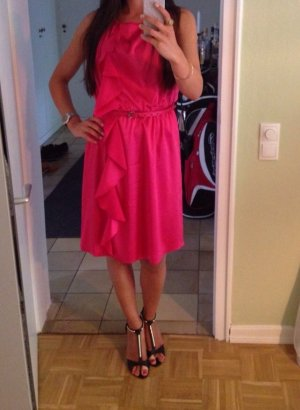 Armani Dress raspberry-red