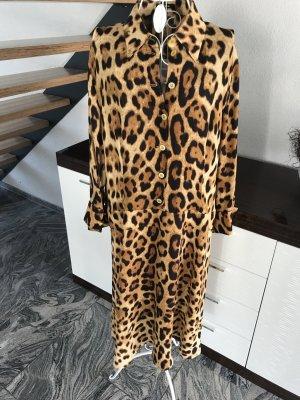 Escada Vestido camisero multicolor