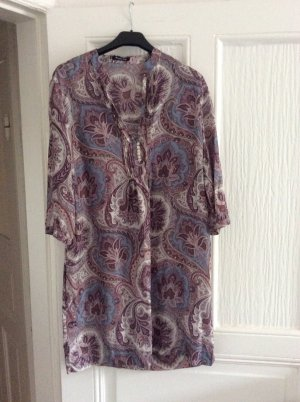 Massimo Dutti Tunic Dress multicolored