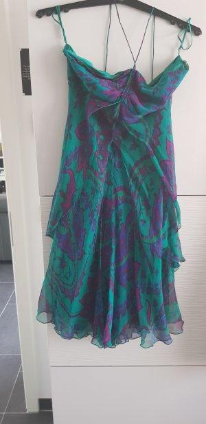Seidenkleid von Ralph Lauren