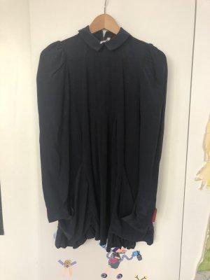Topshop Mini Dress dark blue