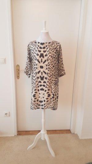 Seidenkleid von Zara, Größe S Rückenlänge ca. 90cm
