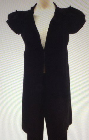 Jil Sander Frock Coat black others