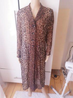 Seidenoberteil lang Mantel Kleid Seide 100% APART