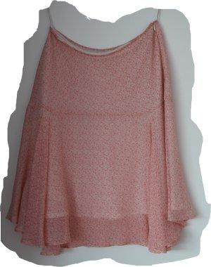 Silk Skirt light pink silk