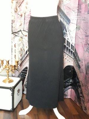 Fabiani Silk Skirt black