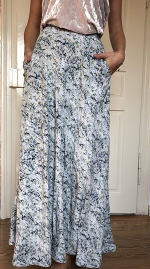H&M Maxi gonna multicolore