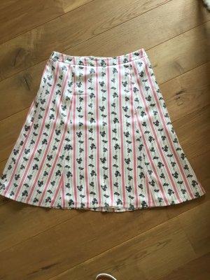 Joop! Silk Skirt white-pink
