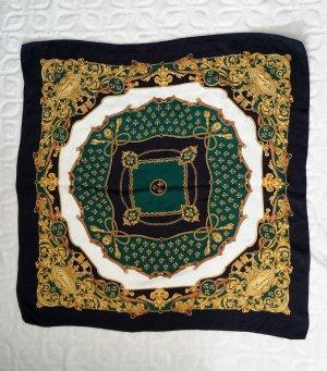 Firenze Écharpe en soie multicolore soie