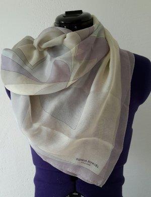 Sonia Rykiel Zijden sjaal veelkleurig Zijde