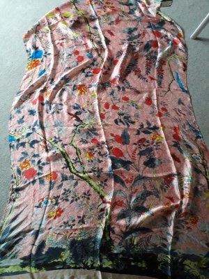 Silk Scarf multicolored