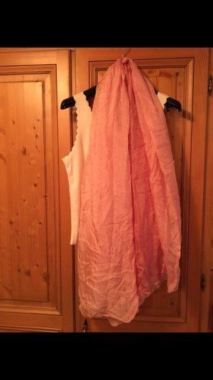 Bufanda rosa-rosa