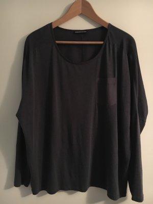 Drykorn Oversized shirt antraciet
