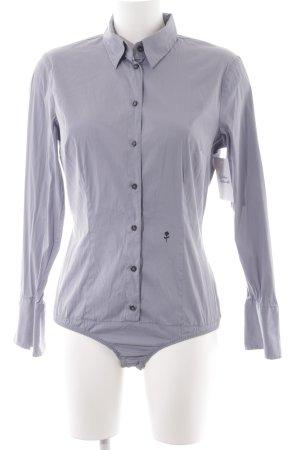 Seidensticker Bodysuit Blouse slate-gray elegant