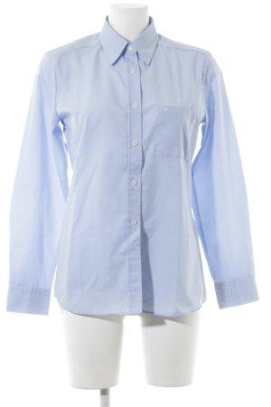 Seidensticker Hemd-Bluse hellblau schlichter Stil