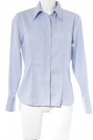 Seidensticker Hemd-Bluse himmelblau Business-Look