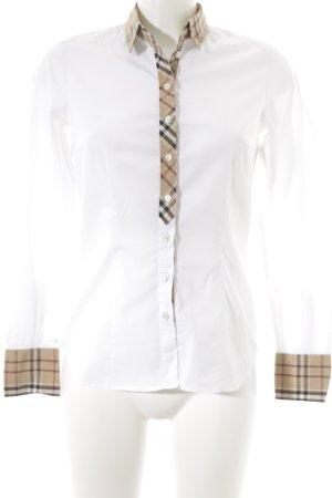 Seidensticker Hemd-Bluse mehrfarbig Brit-Look