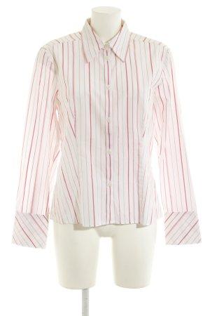 Seidensticker Hemd-Bluse Streifenmuster Casual-Look