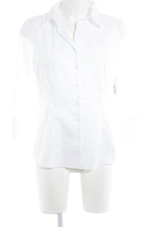 Seidensticker Hemd-Bluse wollweiß Business-Look