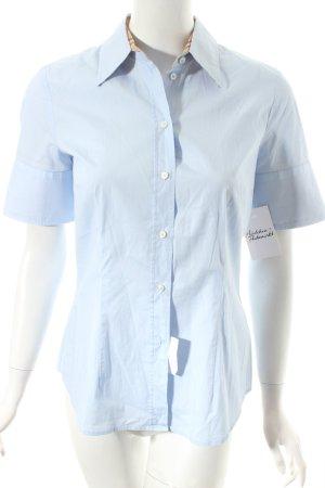 Seidensticker Kurzarm-Bluse mehrfarbig klassischer Stil