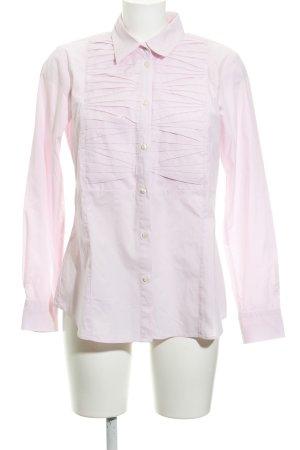 Seidensticker Langarm-Bluse rosa klassischer Stil