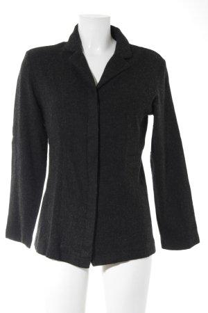 Seidensticker Langarm-Bluse taupe meliert schlichter Stil