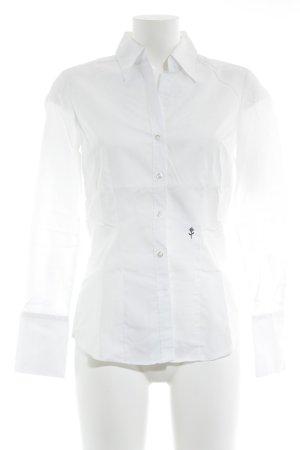 Seidensticker Shirt met lange mouwen wit zakelijke stijl