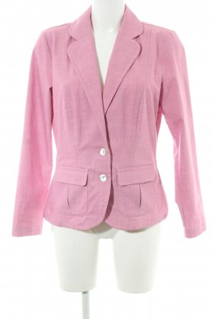Seidensticker Long-Blazer rosa Business-Look