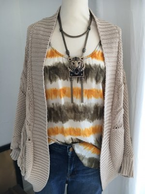Michael Kors Top in seta multicolore