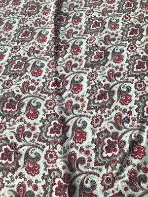 Michel Paris Foulard en soie multicolore